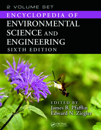 Encyclopedia of Environmental Science and Engineering (Print Version) book cover
