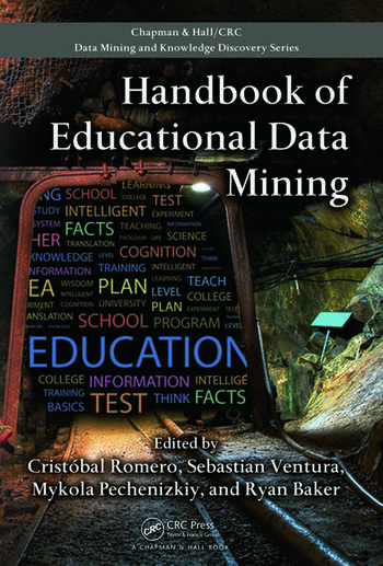 Handbook of Educational Data Mining book cover