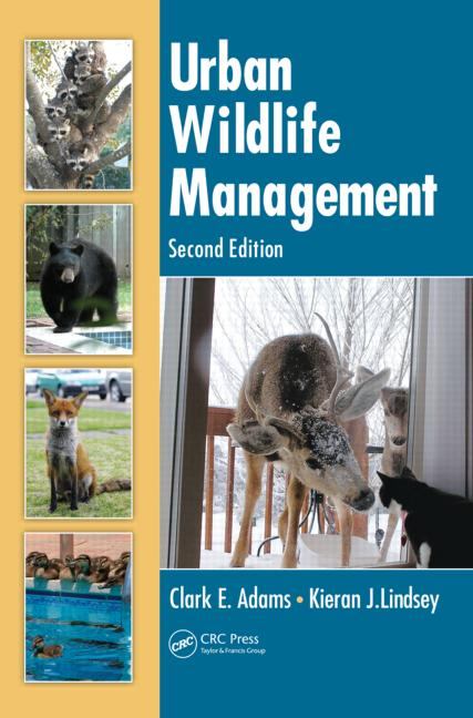Urban Wildlife Management, Second Edition book cover