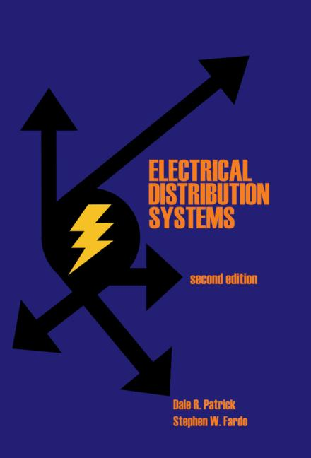 Electrical Distribution Systems, Second Edition book cover