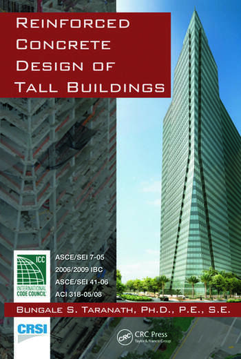 Reinforced Concrete Design of Tall Buildings book cover