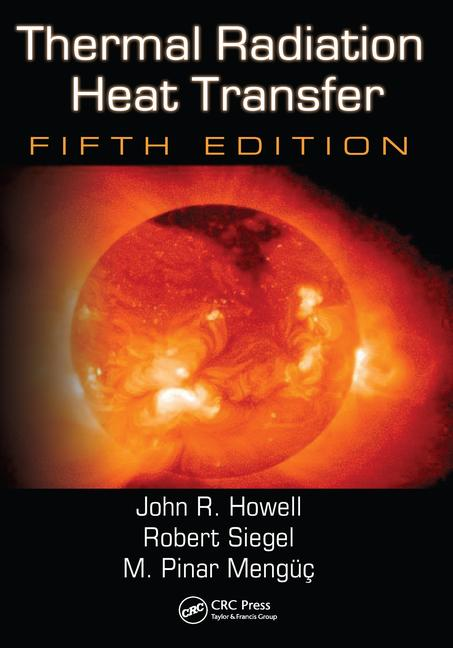 Thermal Radiation Heat Transfer, 5th Edition book cover