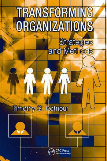 Transforming Organizations Strategies and Methods book cover