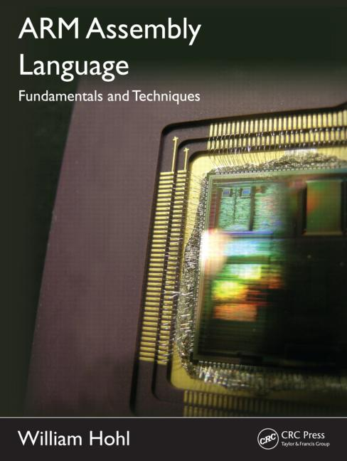 ARM Assembly Language Fundamentals and Techniques book cover