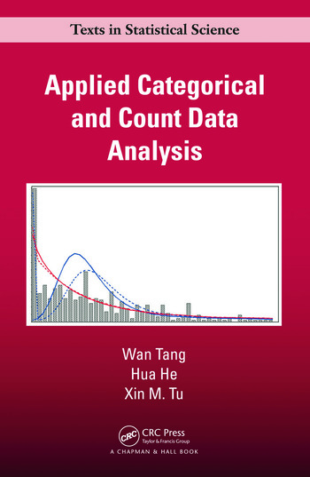 Applied Categorical and Count Data Analysis book cover