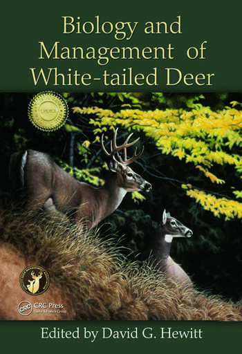 Biology and Management of White-tailed Deer book cover