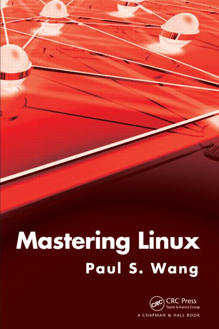 Mastering Linux book cover