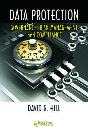 Data Protection Governance, Risk Management, and Compliance book cover