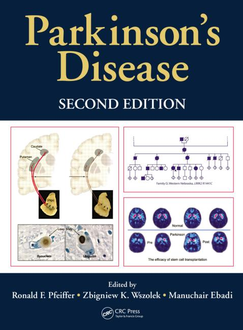 Parkinson's Disease, Second Edition book cover