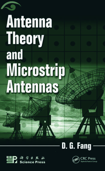 Antenna Theory and Microstrip Antennas book cover