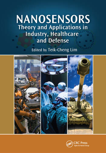 Nanosensors Theory and Applications in Industry, Healthcare and Defense book cover