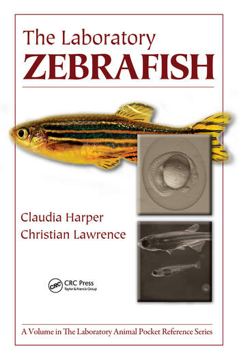The Laboratory Zebrafish book cover
