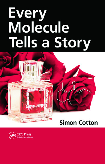 Every Molecule Tells a Story book cover