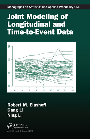 Joint Modeling of Longitudinal and Time-to-Event Data book cover