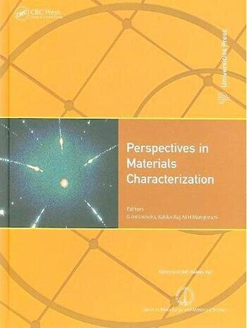 Perspectives in Materials Characterization book cover