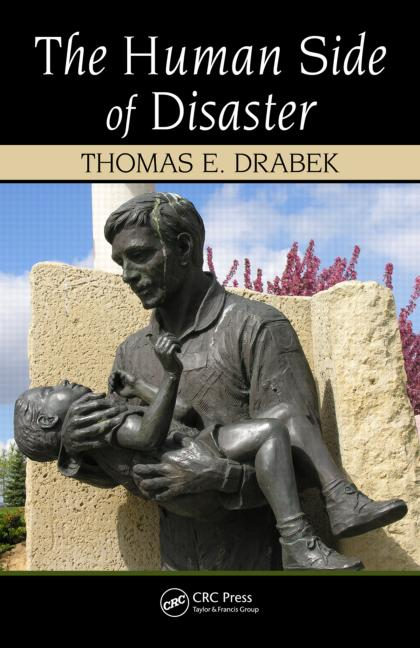 The Human Side of Disaster book cover