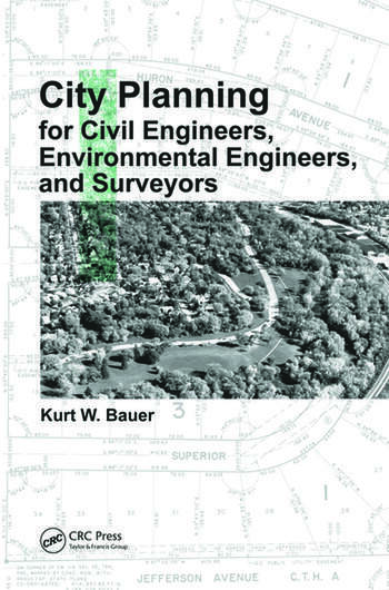 City Planning for Civil Engineers, Environmental Engineers, and Surveyors book cover