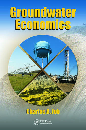 Groundwater Economics book cover