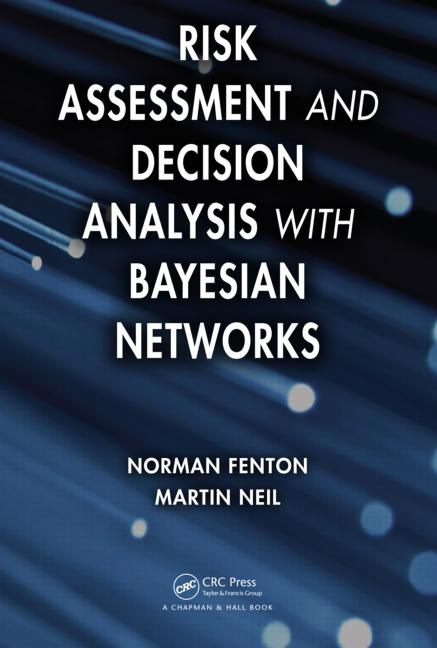 Risk Assessment and Decision Analysis with Bayesian Networks book cover