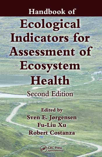 Handbook of Ecological Indicators for Assessment of Ecosystem Health, Second Edition book cover