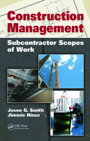 Subcontractor Scopes of Work