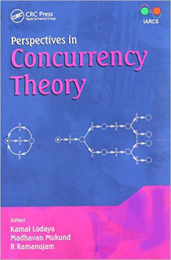 Perspectives in Concurrency book cover
