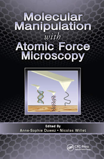 Molecular Manipulation with Atomic Force Microscopy book cover