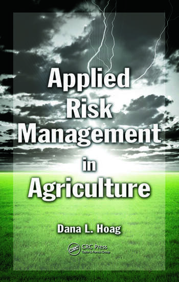 Applied Risk Management in Agriculture book cover
