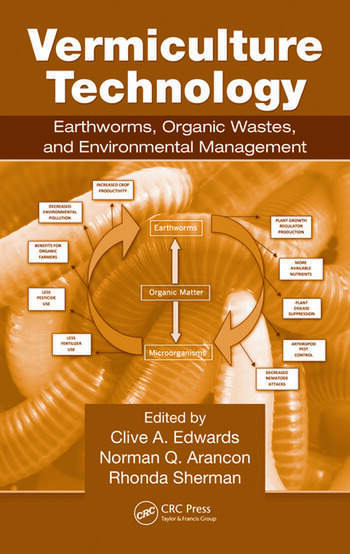 Vermiculture Technology Earthworms, Organic Wastes, and Environmental Management book cover