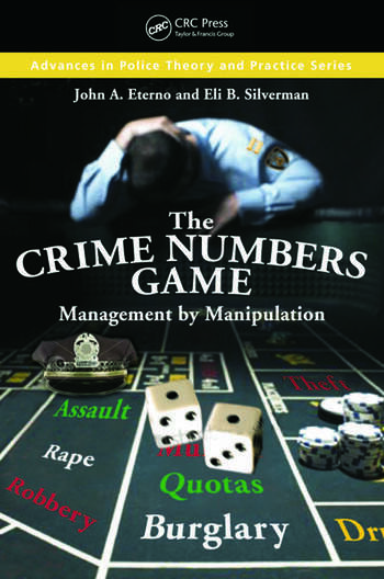 The Crime Numbers Game Management by Manipulation book cover