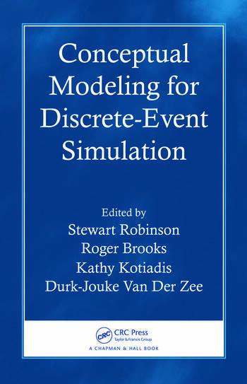 Conceptual Modeling for Discrete-Event Simulation book cover
