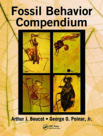 Fossil Behavior Compendium book cover