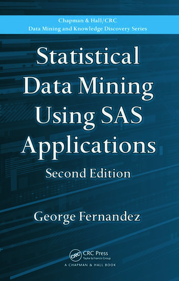 Statistical Data Mining Using SAS Applications book cover