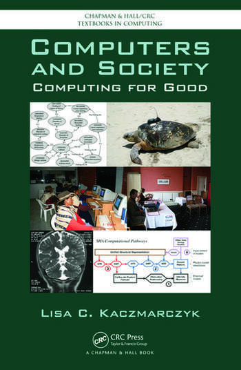 Computers and Society Computing for Good book cover