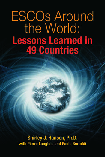 ESCOs Around the World Lessons Learned in 49 Countries book cover