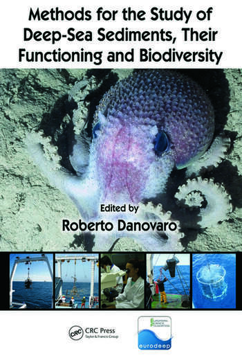 Methods for the Study of Deep-Sea Sediments, Their Functioning and Biodiversity book cover