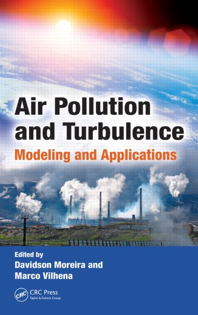 Air Pollution and Turbulence Modeling and Applications book cover