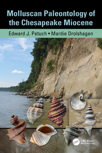 Molluscan Paleontology of the Chesapeake Miocene book cover