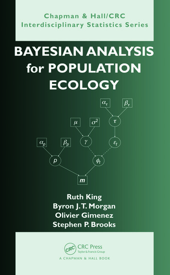 Bayesian Analysis for Population Ecology book cover