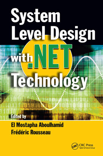 System Level Design with .Net Technology book cover