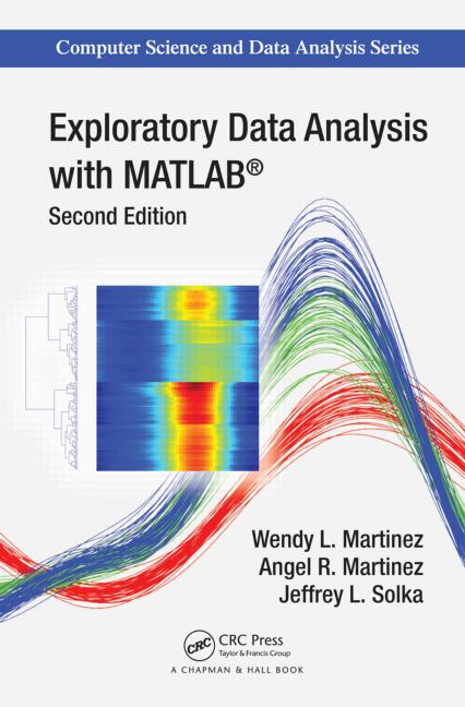 Exploratory Data Analysis with MATLAB, Second Edition book cover