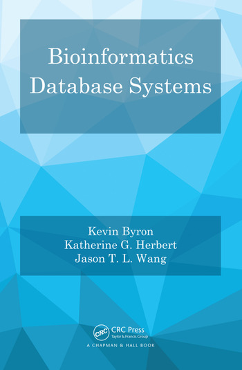 Bioinformatics Database Systems book cover