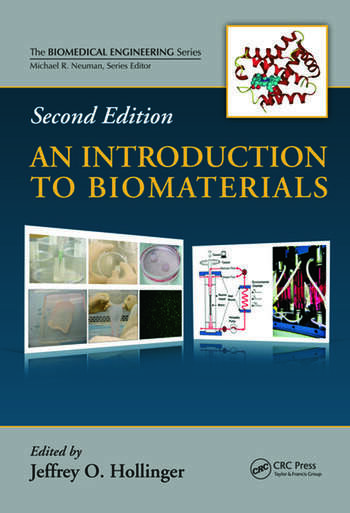 An Introduction to Biomaterials book cover
