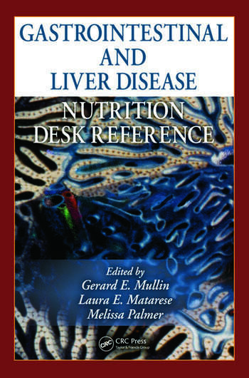 Gastrointestinal and Liver Disease Nutrition Desk Reference book cover