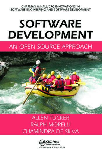 Software Development An Open Source Approach book cover
