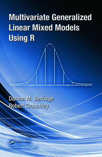 Multivariate Generalized Linear Mixed Models Using R book cover
