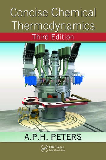 Concise Chemical Thermodynamics book cover