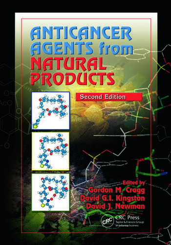Anticancer Agents from Natural Products, Second Edition book cover