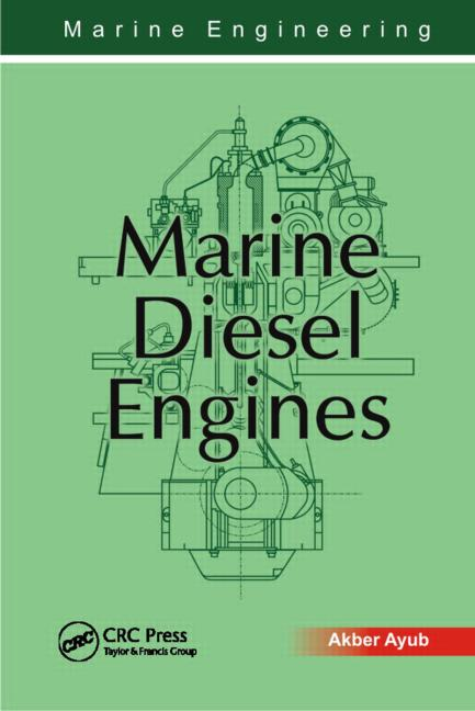 Marine Engineering Marine Diesel Engines book cover