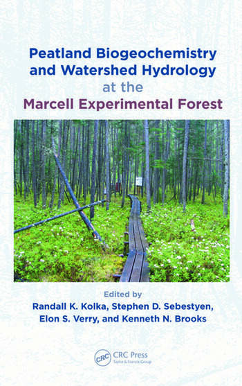 Peatland Biogeochemistry and Watershed Hydrology at the Marcell Experimental Forest book cover